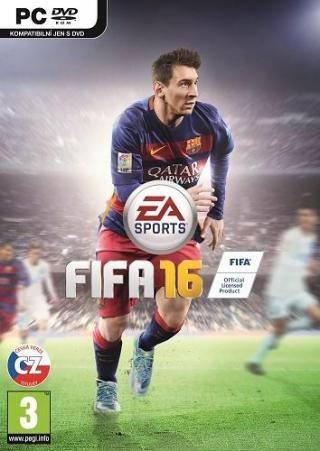 Hra EA PC FIFA 16