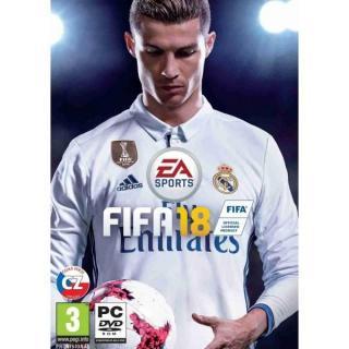 Hra EA PC FIFA 18