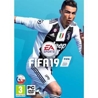 Hra EA PC FIFA 19