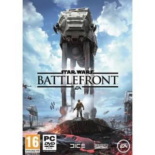 Hra EA PC Star Wars Battlefront