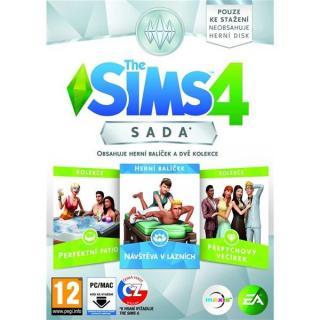Hra EA PC The Sims 4 Bundle #1