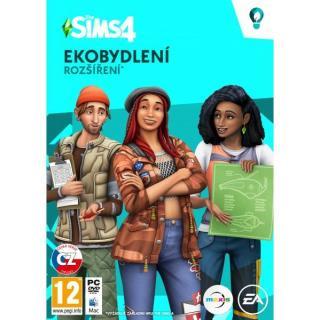 Hra EA PC The Sims 4 Ekobydlení