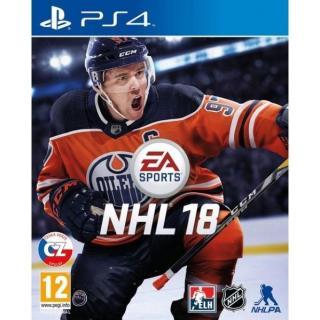 Hra EA PlayStation 4 NHL 18