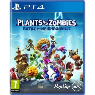 Hra EA PlayStation 4 Plants vs. Zombies: Battle for Neighborville