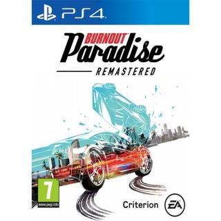 Hra EA PS4 Burnout Paradise Remastered