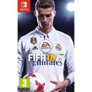 Hra EA SWITCH FIFA 18