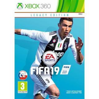 Hra EA Xbox 360 FIFA 19