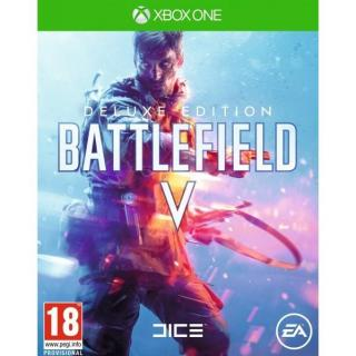 Hra EA Xbox One Battlefield V Deluxe Edition