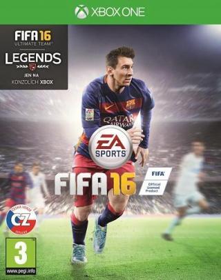 Hra EA Xbox One FIFA 16