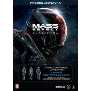 Hra EA Xbox One Mass Effect Andromeda