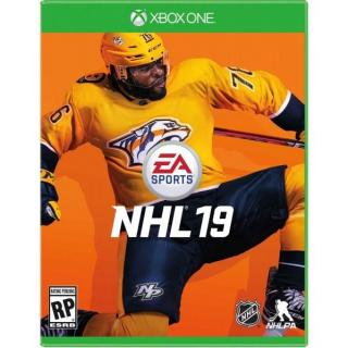 Hra EA Xbox One NHL 19