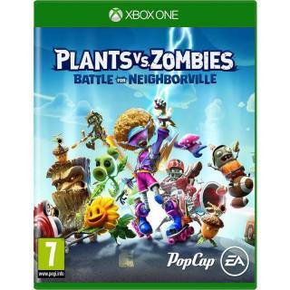 Hra EA Xbox One Plants vs. Zombies: Battle for Neighborville