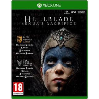 Hra Microsoft Xbox One Hellblade Senuas Sacrifice