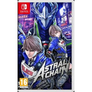Hra Nintendo SWITCH Astral Chain