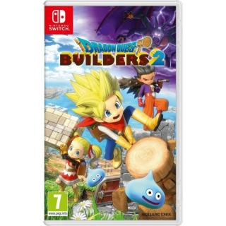 Hra Nintendo SWITCH Dragon Quest Builders 2