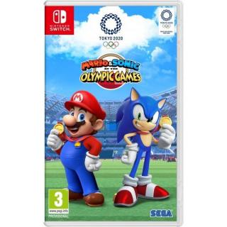 Hra Nintendo SWITCH Mario & Sonic at the Tokyo Olympic Games 2020