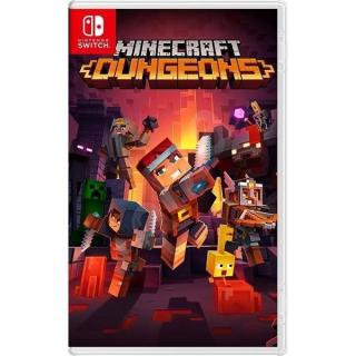 Hra Nintendo SWITCH Minecraft Dungeons