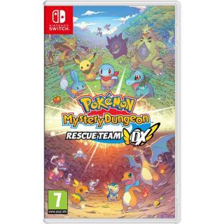 Hra Nintendo SWITCH Pokémon Mystery Dungeon: Rescue Team DX
