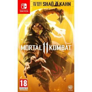 Hra Ostatní Nintendo SWITCH Mortal Kombat 11