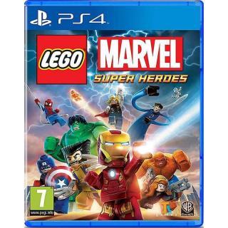 Hra Ostatní PlayStation 4 LEGO Marvel Super Heroes