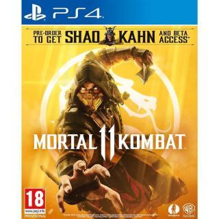 Hra Ostatní PlayStation 4 Mortal Kombat 11