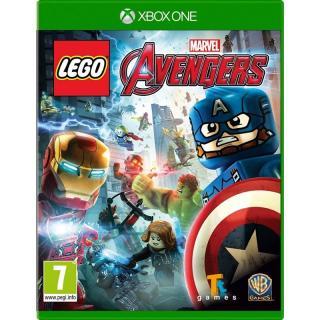 Hra Ostatní Xbox One LEGO Marvels Avengers