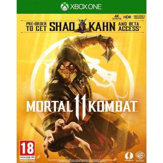 Hra Ostatní Xbox One Mortal Kombat 11