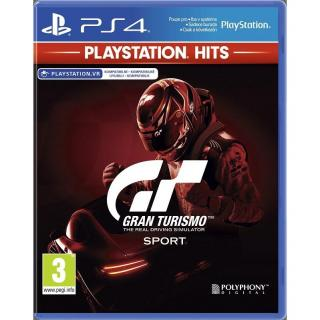 Hra Sony PlayStation 4 Gran Turismo Sport PS HITS