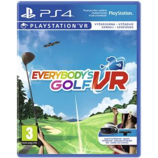Hra Sony PlayStation 4 PlayStation 4 Everybodys Golf VR