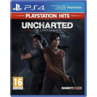 Hra Sony PlayStation 4 Uncharted The Lost Legacy PS HITS