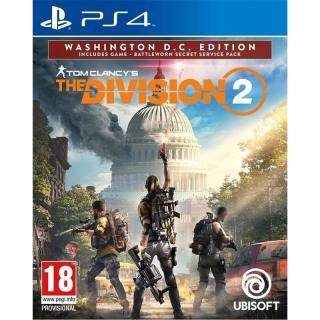 Hra Ubisoft PlayStation 4 Tom Clancys The Division 2 Washington D.C. Edition