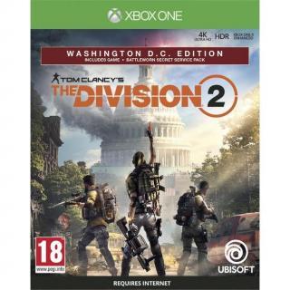 Hra Ubisoft Xbox One Tom Clancys The Division 2 Washington D.C. Edition
