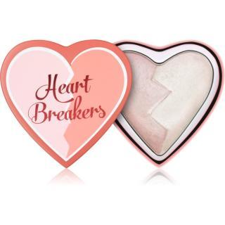 I Heart Revolution Heartbreakers rozjasňovač odstín Unique 10 g