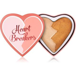 I Heart Revolution Heartbreakers rozjasňovač odstín Wise 10 g