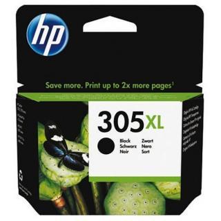 Inkoustová náplň HP 305XL, 240 stran černá