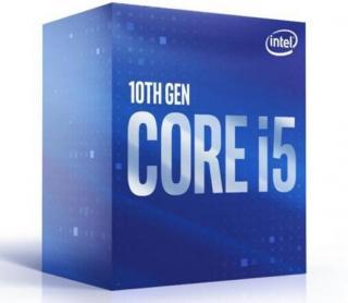 INTEL Core i5-10400F 2.9GHz/6core/12MB/LGA1200/No Graphics/Comet Lake, BX8070110400F