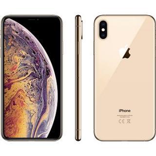 iPhone Xs Max 64GB zlatá