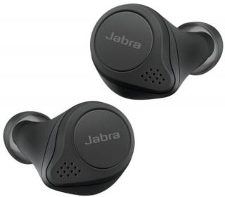 Jabra Elite 75t Hudební Bluetooth handsfree 100-99090001-60, černá - rozbaleno