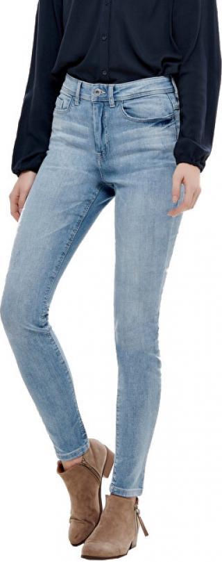Jacqueline de Yong Dámské džíny JDYJONA 15171481 Light Blue Denim 31/32
