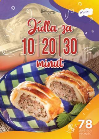 Jídla za 10-20-30 minut