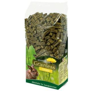 JR Farm Grainless Complete krmivo pro zakrslé králíky - 15 kg