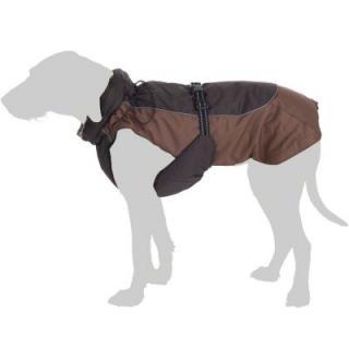 Kabátek pro psy Grizzly II - vel. 45: délka zad cca. 45 cm