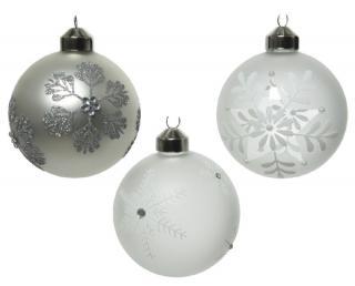 Kaemingk Set 12 ks vánočních ozdob