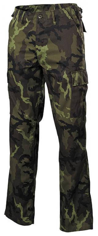 Kalhoty MFH US Ranger - český vzor, 6XL