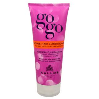 Kallos Regenerační kondicionér pro suché vlasy GoGo  200 ml