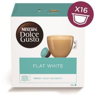 Kapsle pro espressa Nescafé Dolce Gusto Flat White