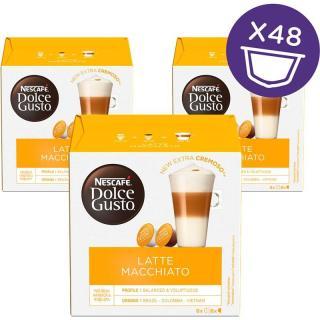 Kapsle pro espressa NESCAFÉ Latte Macchiatto BOX