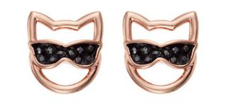 Karl Lagerfeld Kočičí náušnice Choupette Sunglasses 5483625