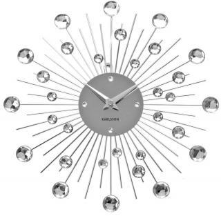 Karlsson Nástěnné hodiny KA4860 - použité