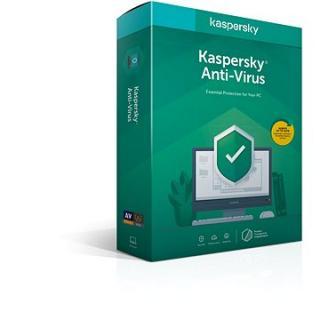 Kaspersky Anti-Virus, obnova